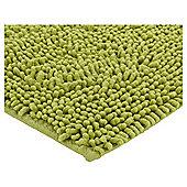 Microchenille Bobble Bathmat Lime