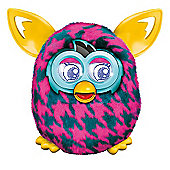 Furby Boom - Purple Houndstooth