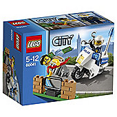 LEGO City Crook Pursuit 60041