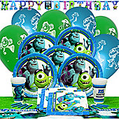 Monsters University Party Pack For 8