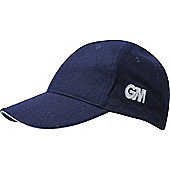 GM Cricket Cap - Blue