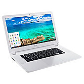 Acer Aspire CB5-571  15.6-inch Laptop, Intel Celeron, 2GB RAM,  32GB SSD - White