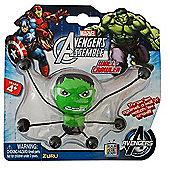Marvel Avengers Assemble Creepeez Wall Crawler - The Hulk