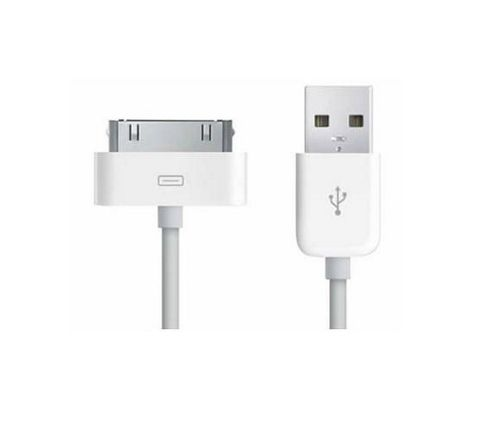 iTALKonline USB Sync Charge Data Cable White - For Apple iPad, iPad 2