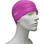 Speedo Pace Senior Lycra Swimming Cap - Pink