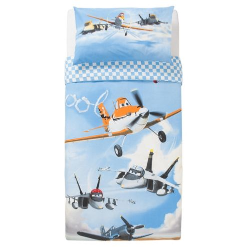 Pixar Planes Single Duvet Set