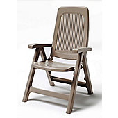SCAB 5 Position Folding Chair