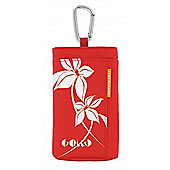 Golla G243 Hawaji Mobile Bag - Red