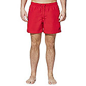F&F Short Length Swim Shorts - Red