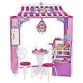 Barbie Malibu Avenue Shops Sweet Caf�