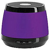HMDX JAM Wireless Bluetooth Speaker, Purple