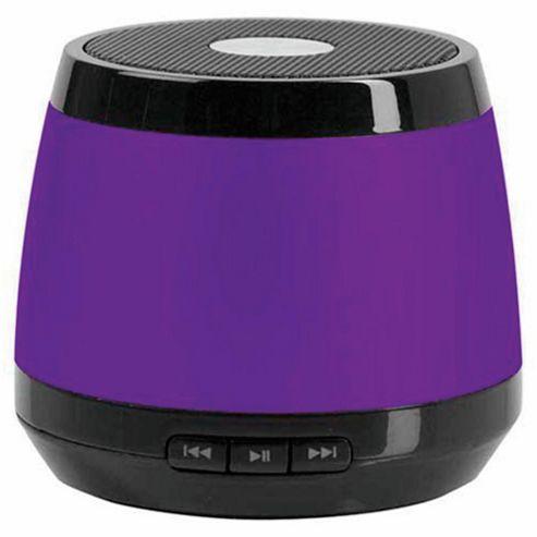 HMDX JAM Classic Wireless Bluetooth Speaker, Purple