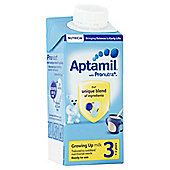 Aptamil Ready to Feed Growing Up Milk 1-2 Years-200ml