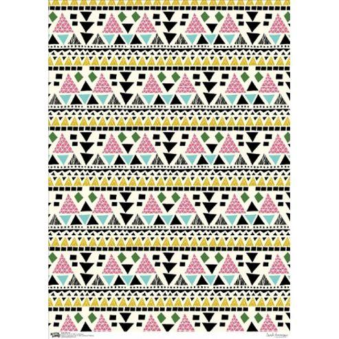 Leah Duncan Gift Wrap - Geometry