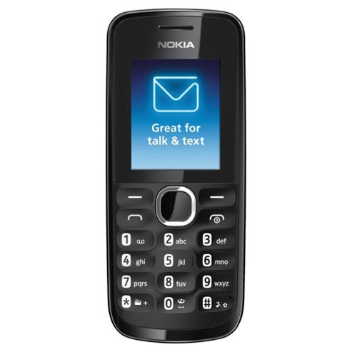 O2 Nokia 113 Black