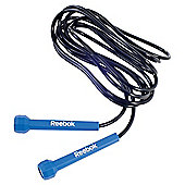 Reebok Elements 3m Speed Skipping Rope, Blue