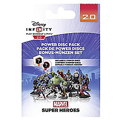 Disney Infinity 2.0 Marvel Power Discs Pack
