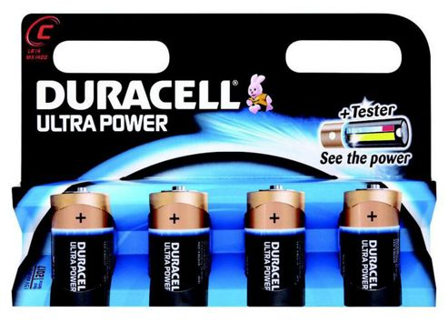 Duracell 81235528 1.5 V Ultra Power Alkaline Battery