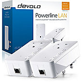 Devolo Powerline dLAN 1200+ Starter Kit (2x Plugs)