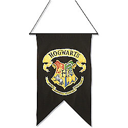 Rubies Fancy Dress - Harry Potter - Hogwart's Banner