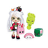 Shopkins Shoppies 15cm Sara Sushi Doll