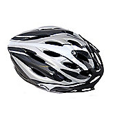 Coyote Sierra Adult Helmet Silver Medium 54-59cm