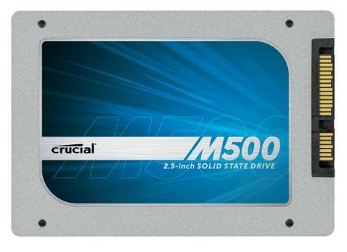 120GB CRUCIAL M500 SATA 6GBPS