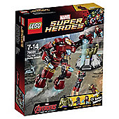 LEGO Marvel Super Heroes Avengers The Hulk Buster Smash 76031