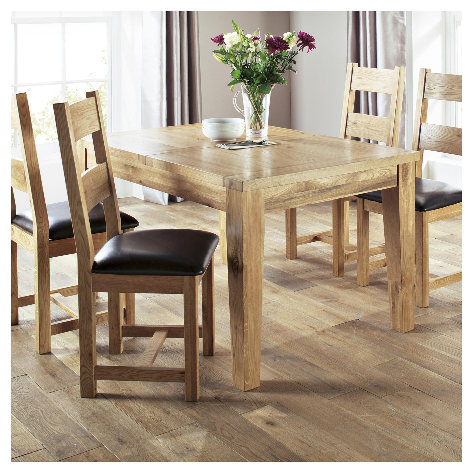 Tesco Java Dining Table and 4 Chairs