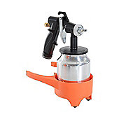 Homcom 650W Electric Paint Sprayer Gun Airless Painting System Auto Advanced System Tool Kit