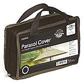 Gardman Premium Black Large Parasol Cover
