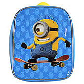 Minions Skateboard Backpack  - Phase 1
