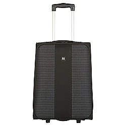 Revelation by Antler Cuba 2-Wheel Small Black Suitcase