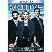 Motive Season 2 DVD