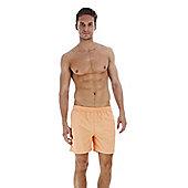 "Speedo Men's Sunfade Watershorts For Swimming and Leisure 16"" Leg Length - Orange"