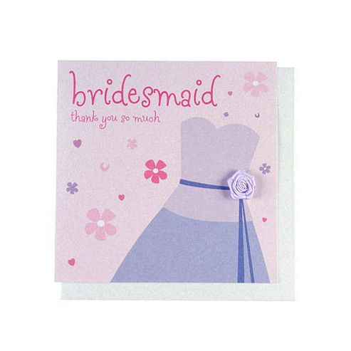 Wedding Gift List Tesco : ... Wedding Thank You Card from our Greeting Cards rangeTesco