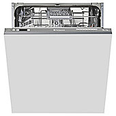 Hotpoint LTF 8B019 C  Fullsize Built-in Dishwasher A+ Energy Rating Graphite