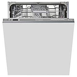 Hotpoint Built-In Dishwasher, LTF8B019C, Graphite