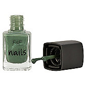 F&F Dollar Bill nail polish