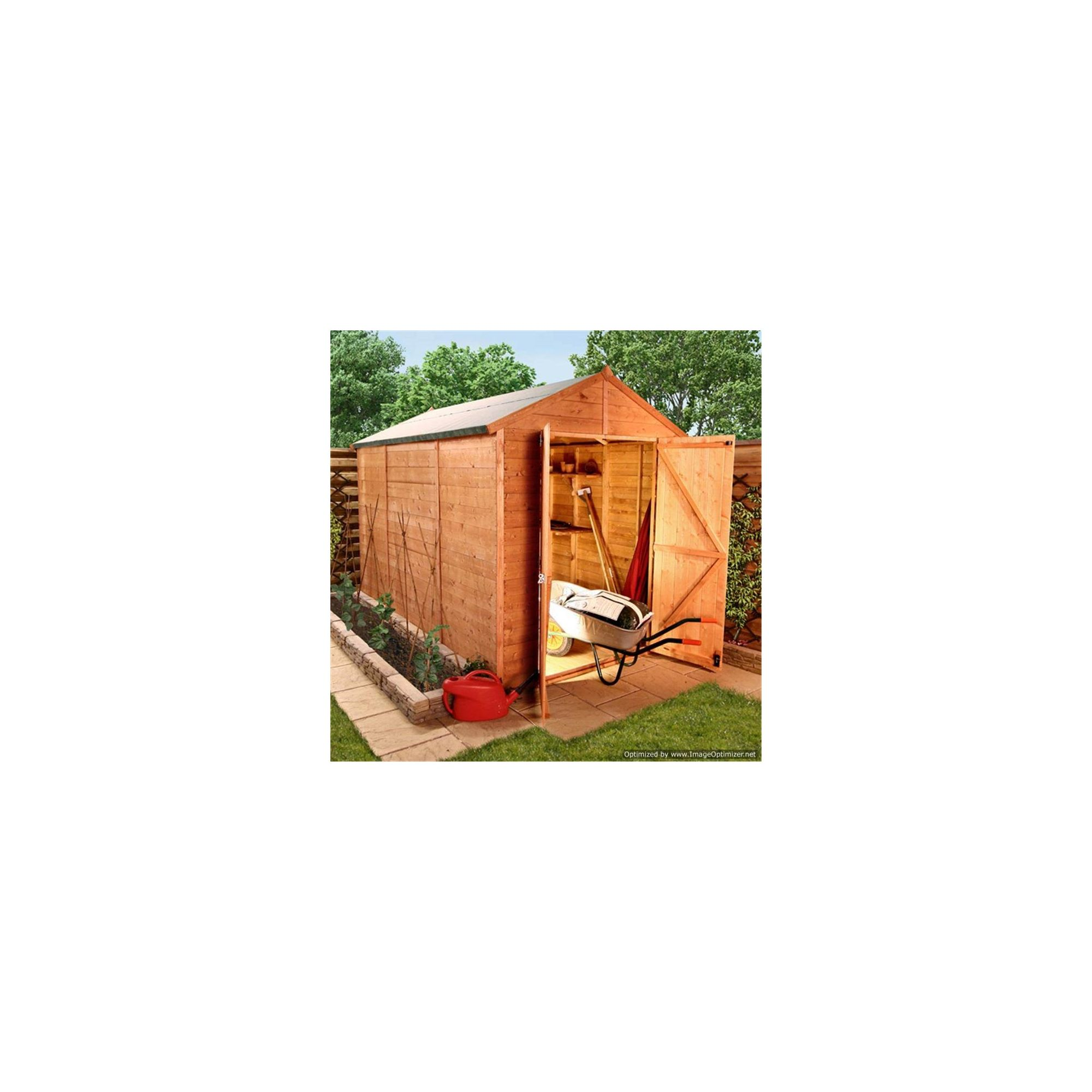 Cheap 10 x 10 sheds northwood 10 x 10 shed kit by best for Garden shed tesco