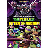 Teenage Mutant Hero Turtles - Enter Shredder DVD