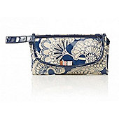 Isoki Change Mat Clutch Bag Pellegrino Blue
