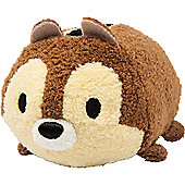 Disney Tsum Tsum Small Light Up Soft Toy - Chip