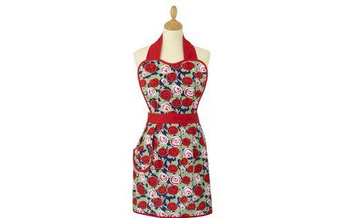 Doris Vintage Rose Apron