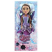 """Glimma Girlz Winter Fairy 20"""" Doll with Lilac dress"""