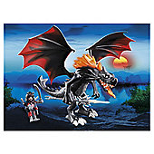 Playmobil - Giant Battle Dragon With Led Fire