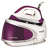 Morphy Richards 330005 Steam Generator iron, Purple