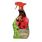 Multirose Bug & Disease Killer - 1L Spray Bottle
