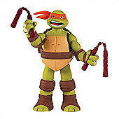 GIOCHI PREZIOSI Teenage Mutant Ninja Turtles Sound FX Figure Michelangelo