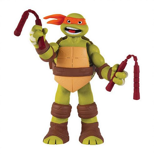 Teenage Mutant Ninja Turtles Sound FX Figure Michelangelo